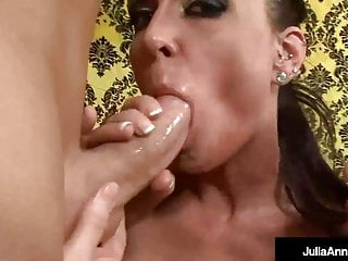 Sexy Double Dickers Julia Ann And Jessica James Proportion That Cum!