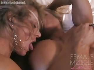 Two Blondes Getting Off On Each Other