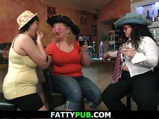 Fat drunk girls...