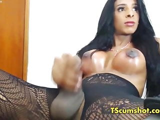 Big balls and cock ebony Tranny webcam