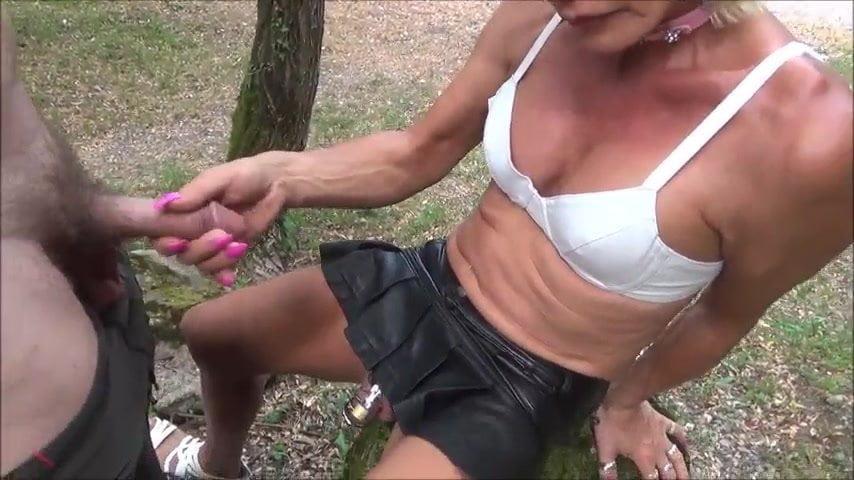 Street hentai pawgs girlfriend