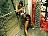 SEXY EBONY BOOTY DANCER  (SNEAKYDEE)