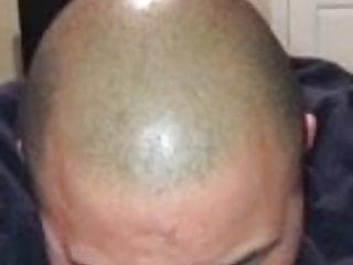 Latino thug swallows redhead white cub cum...
