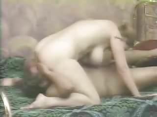 Horny chubby blonde