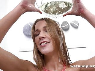 WTF – Breathtaking Beauty Covered In Piss