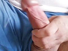 Big cock cum hard