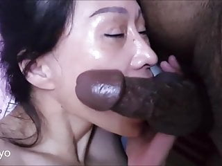 Asian mature creampie...