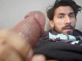Handsome Pakistani Cum