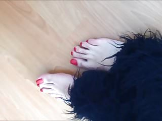 Turkish Babe Sexy Feet