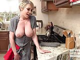 Slutty Housewife Gets Fucked Up The Ass by Random Guy She Me