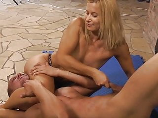 Diana Pulls Cock 3