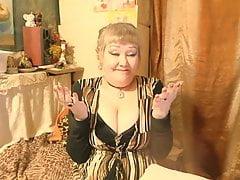Beautiful Russian Granny Lelaniy - part 7