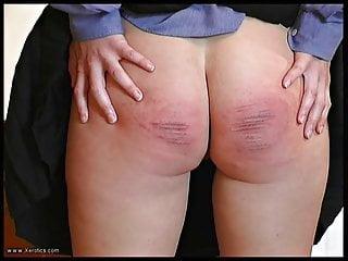 Severe Punishment For Schoolgirls
