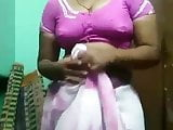 tamil small aunty