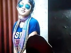 Drishya Ragunath south actress cum tribute mallu oiled dick