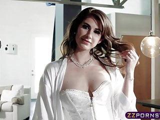 young bride fucks the delivery boy before her weddingporno videos