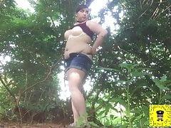 bbw whore outdoors 1Porn Videos