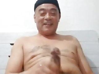 Nice dick Asian dad
