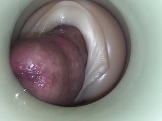 Cock draining...