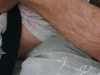 Pakistani fresh video fucking step son and step old milf