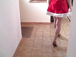 MILF Christmas stockings 2