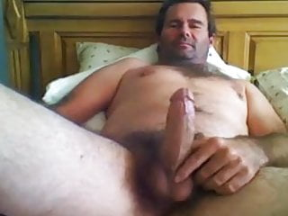 daddy wank big dick