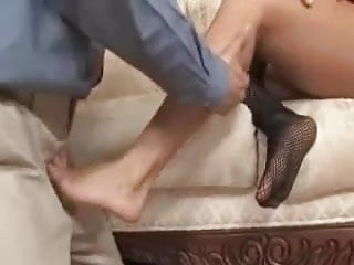 Audrey Bitoni Foot Fetish