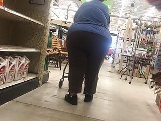 Huge ass...
