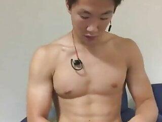 Korean Jerking off