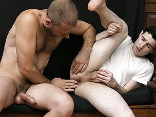 MormonBoyz-Horny Priest Punishes A Young Missionary's Butt