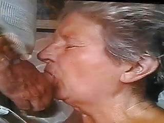 Grateful granny...