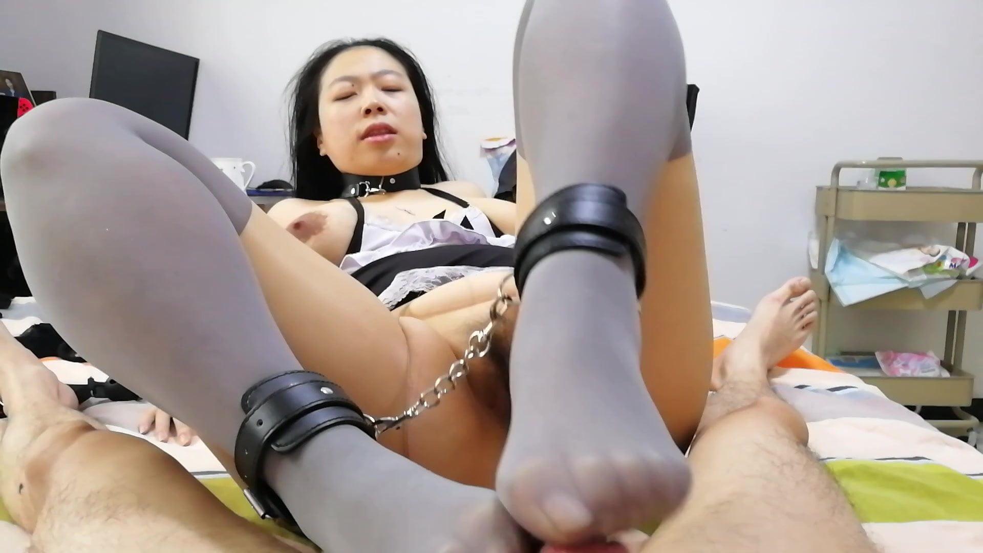 Asian Insert Heels Porn asian chinese slut in hotel - asian hotel, asian slut, slut