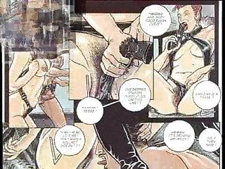 Bdsm sex adult erotic comics...