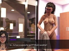 The Spellbook - FIrst sex in brand new room (40)