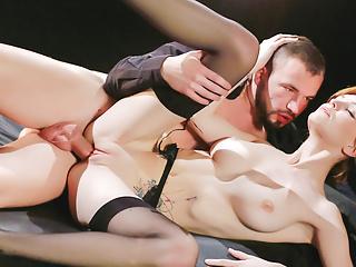 Letsdoeit hot fantasy with big natural tits babe...