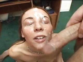 Delilah Strong facials #2