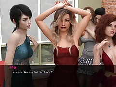 Pine Falls - Party and group sex (6)