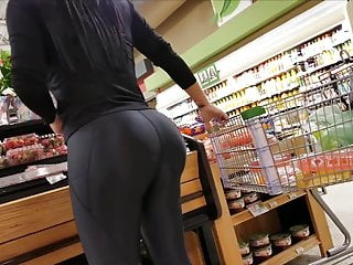 Big ebony legging ass candid available in the market