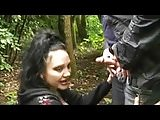Kirie in the woods