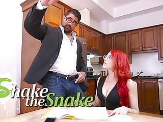 Snake hard working office whores...