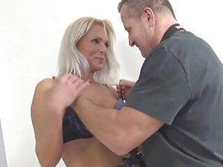 Porno milf casting Milf casting,