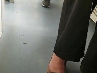 Public Cum Asia high heels
