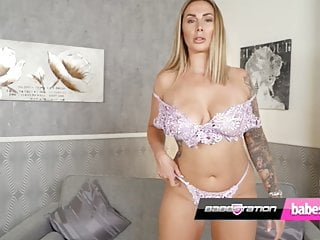 Paige Turnah strips