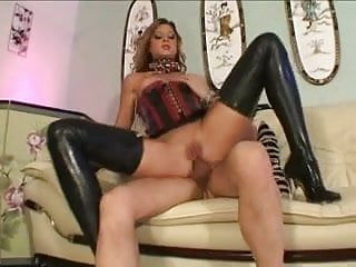 Monica Sweetheart Latex fuck