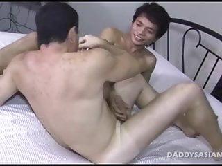 Daddy Fucks Asian Twink Dylan