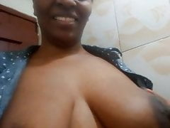 Wairimu-Esther--- boobs are much  funny
