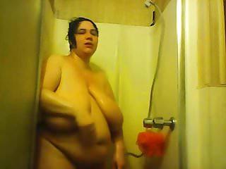 Shower webcam...
