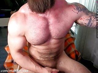 Beefy Meaty Massive Muscle BodyBuilder Nude – Special