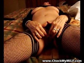 Examine My sexy mom granny sucking ebony shaft