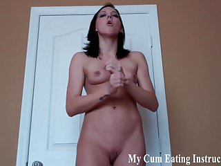 I'll milk out two a great deal of cum so that you can swallow CEI